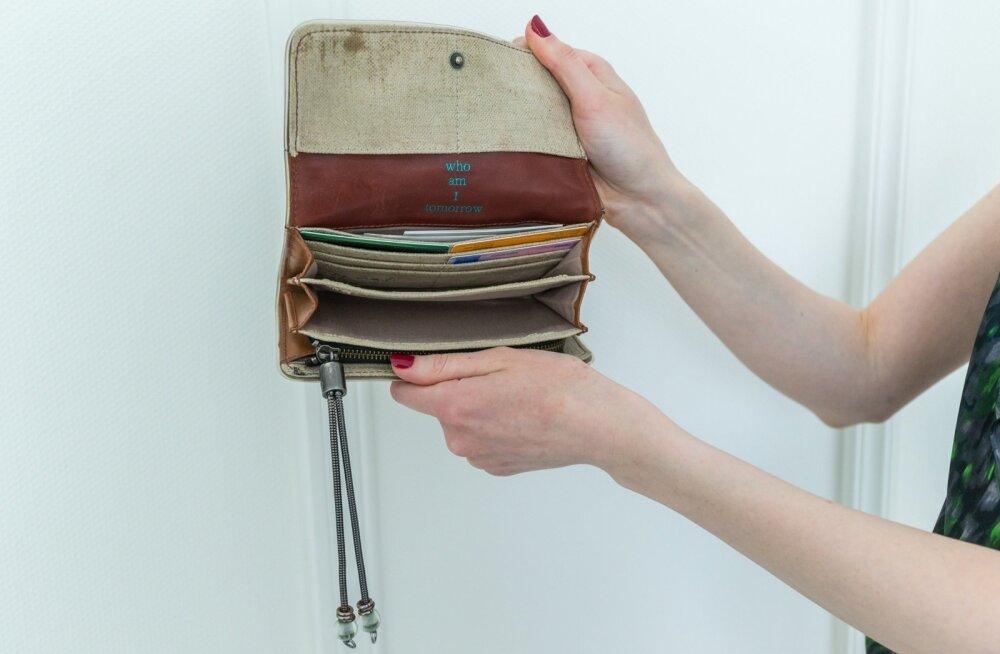 Tühi rahakott