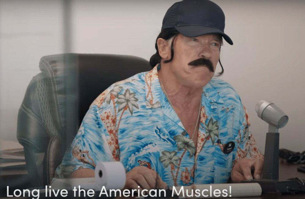 """Arnold müüb autosid: """"Sisepõlemismootor aitab inimkonda ohjes hoida"""""""
