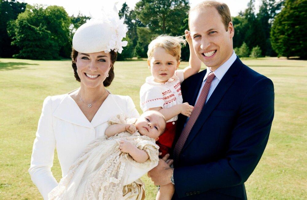Palju õnne prints George!