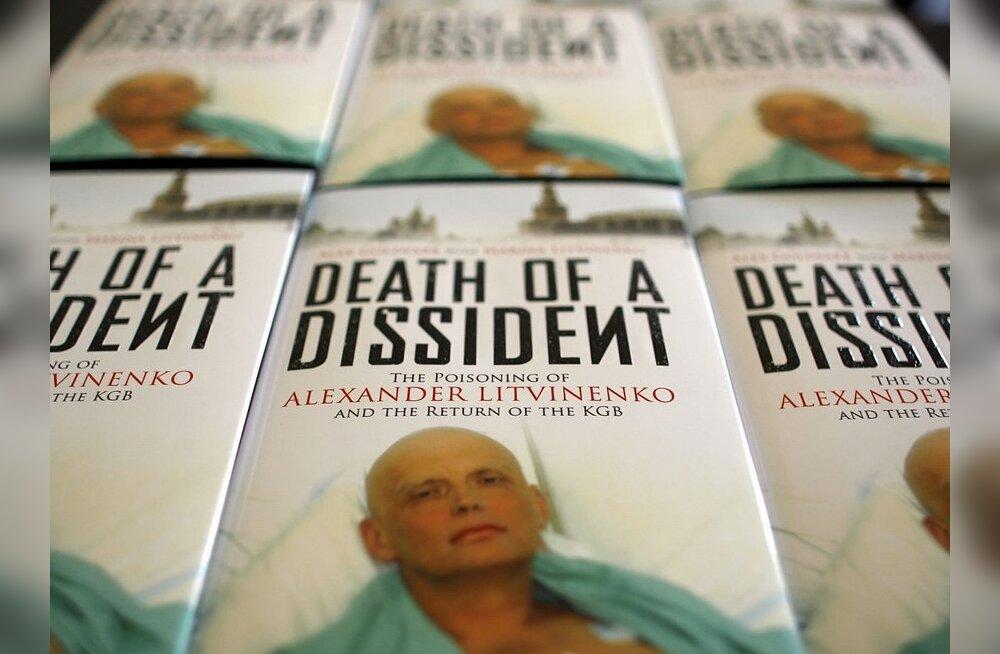 Suurbritannia algatab Litvinenko surma kohta uue juurdluse