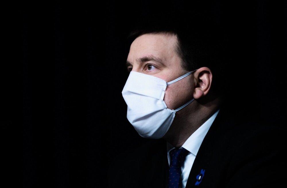 60 дней из жизни Юри Ратаса. Премьер-министр на месяц уехал из дома, чтобы не принести в семью коронавирус