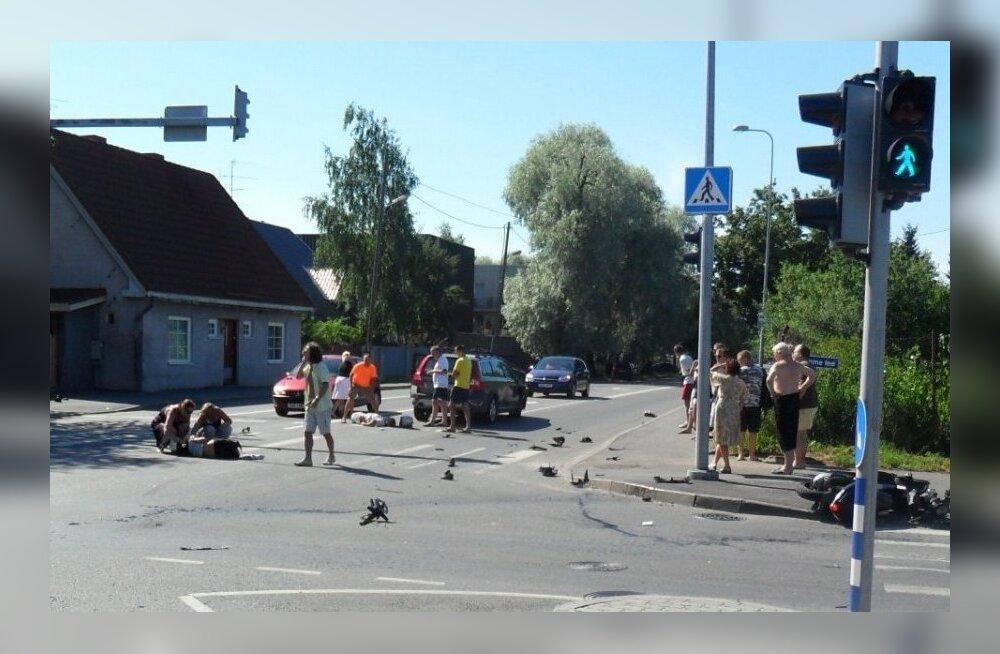 Prokuratuur: Jõesaare avarii kohta uut infot pole