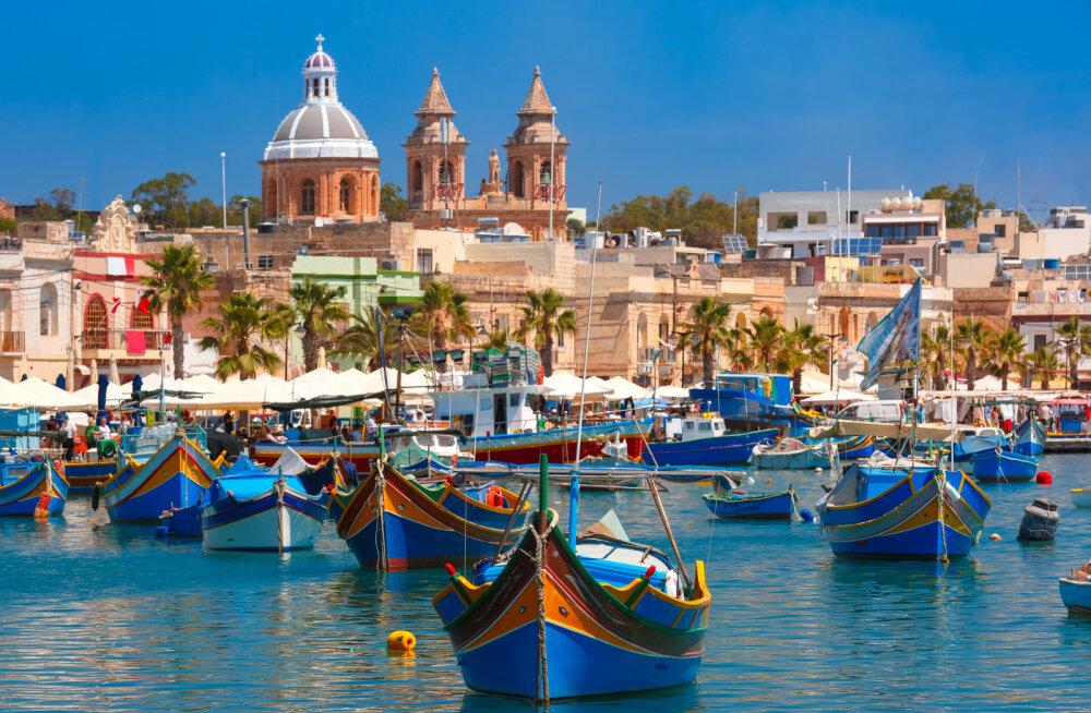 Tulge koos Maalehega Maltat avastama!