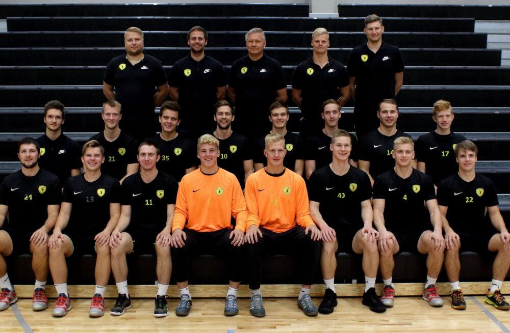 Esmakordselt eurosarjas osalev HC Tallinn läheb nädalavahetusel vastamisi Kosovo klubiga
