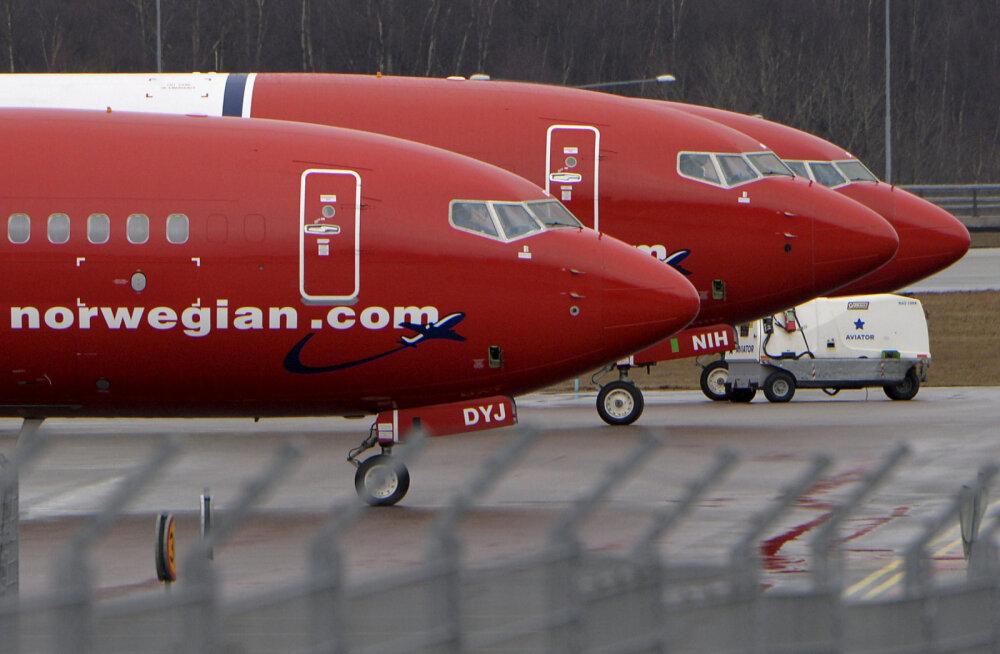 В самолетах Norwegian придется платить за ручную кладь на верхней полке