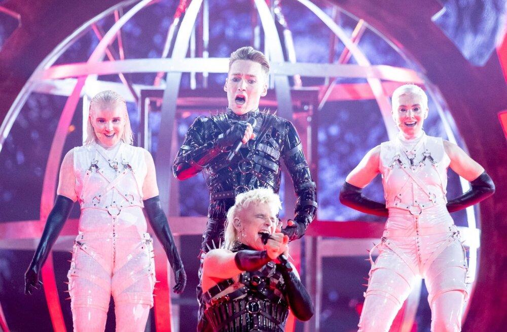 Eurovision 2019 esimene poolfinaal