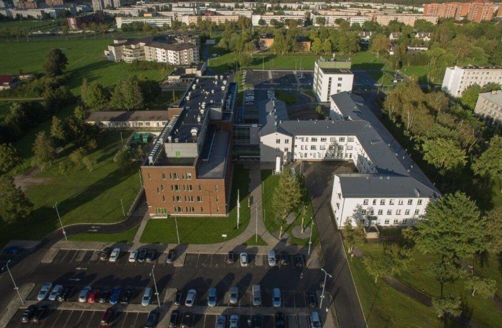 Отделения Ида-Вируской центральной больницы в Ахтме поменяют месторасположение