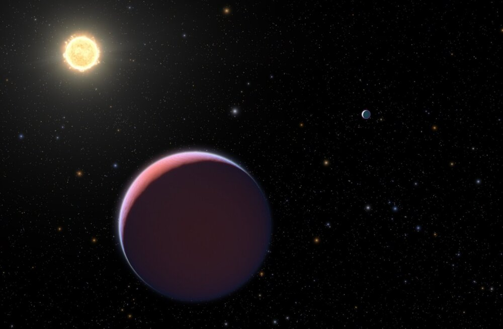 """""""Suhkruvatiplaneetide"""" täpsem uurimine kinnitas, et need on tõesti olemas"""