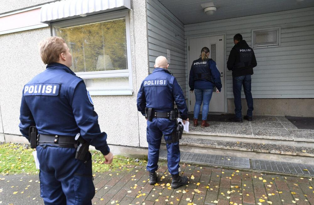 Kuopio rünnakus hukkus Ukraina kodanik, kahtlusalune tegeles laskmisega