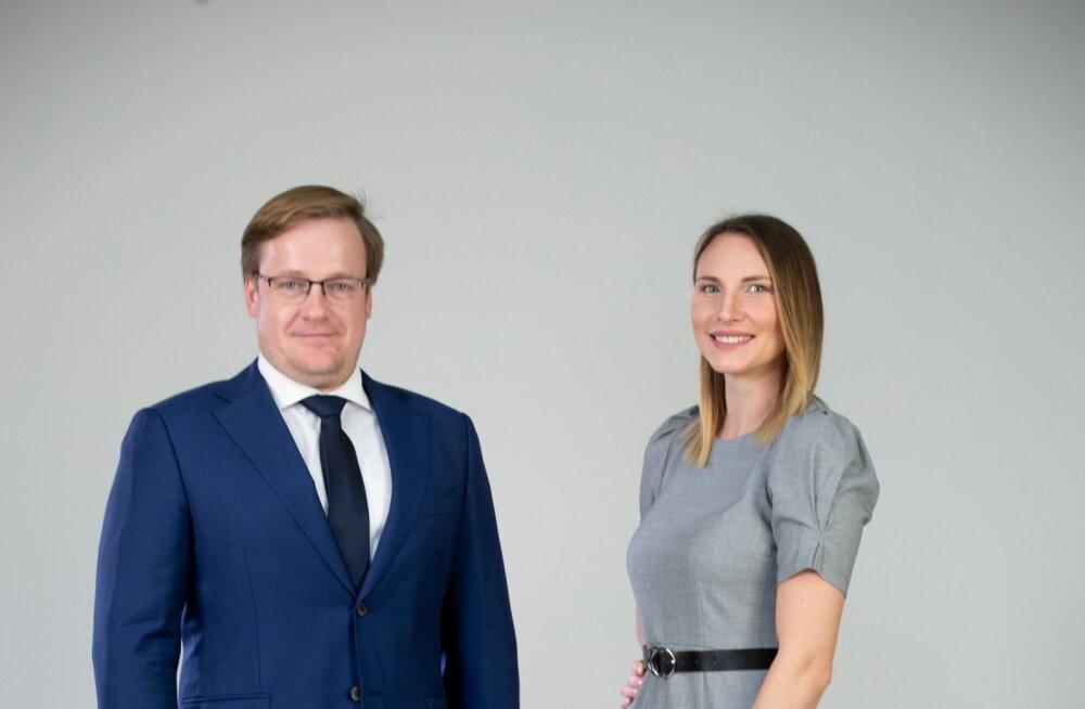 Erik Moora, Laura Kalam