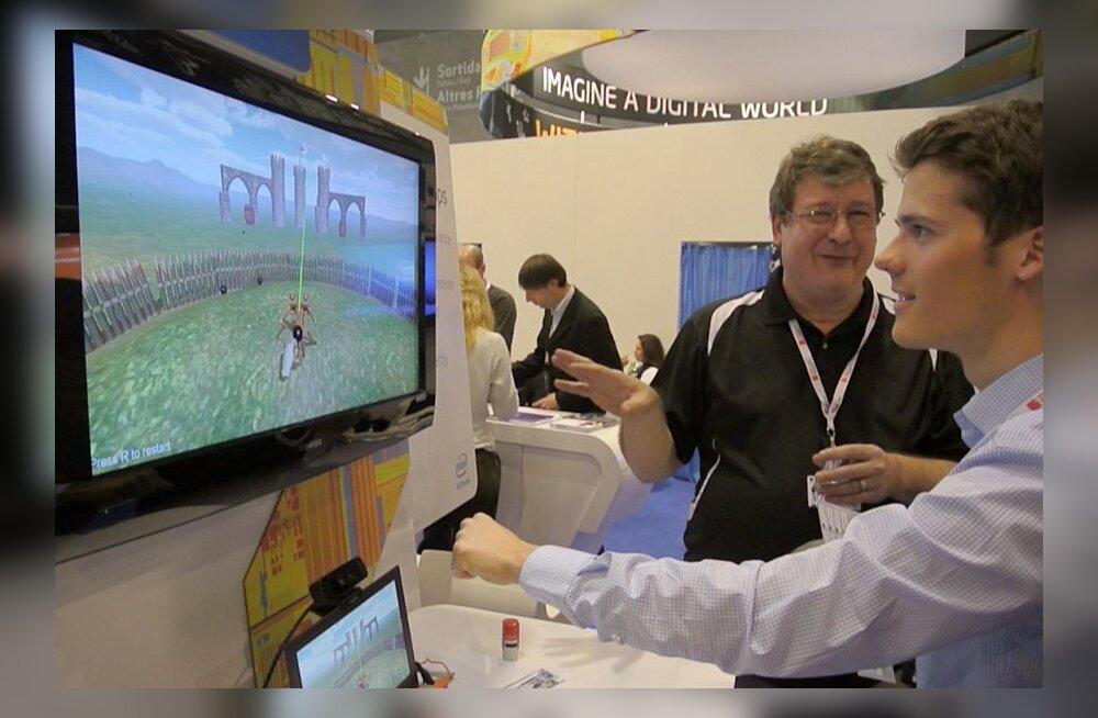 VIDEO: Varsti juhime arvuteid pilgu ja käeviipega
