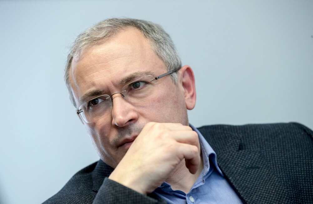Jukose endine suuromanik Mihhail Hodorkovski