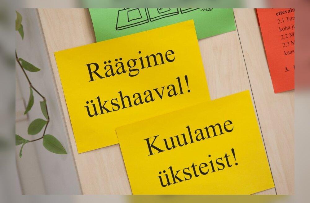 d916c6c87bd Tänase Eesti haridusmaastiku märksõnad - Maaleht