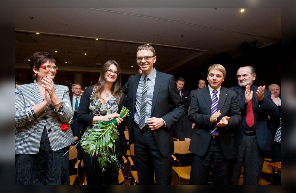 Социал-демократы отобрали у Партии реформ роль ведущей оппозиционной силы в столице