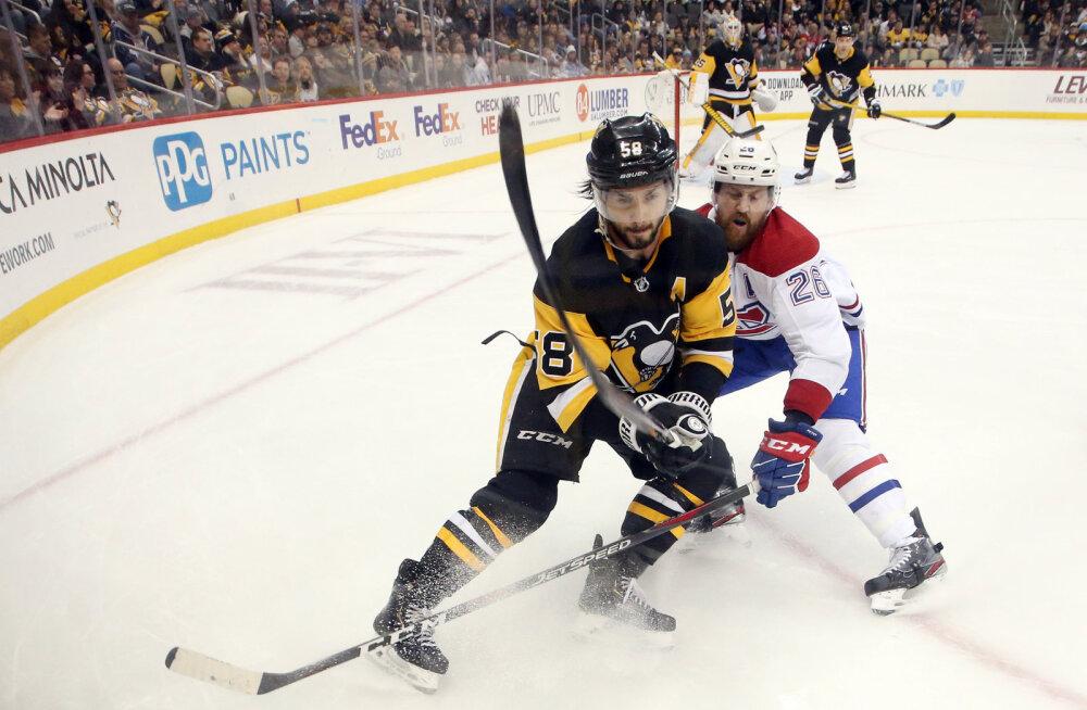 NHL-i tänavune meister selgub 24 meeskonna play-offi tulemusena
