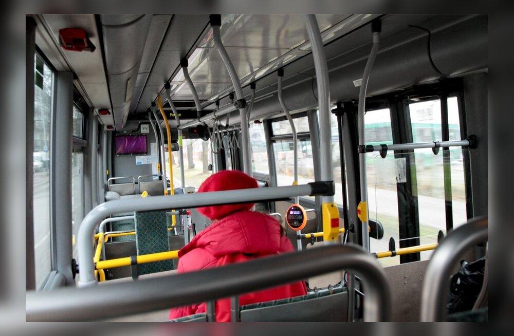 Ülbe jõhkard kiusas ühistranspordis noort naist