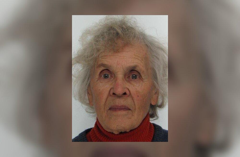 Politsei palub abi 85-aastase Salme leidmisel