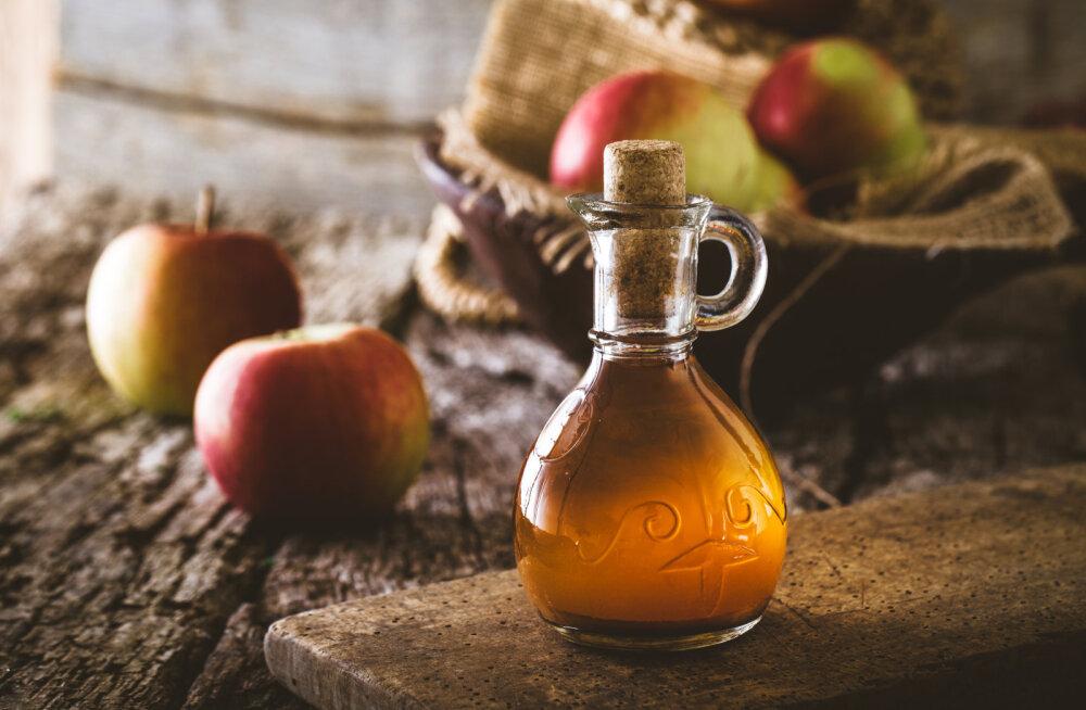 Õunaäädikas on tõeline imerohi! Kasuta seda nii toiduvalmistamiseks kui tervise turgutamiseks