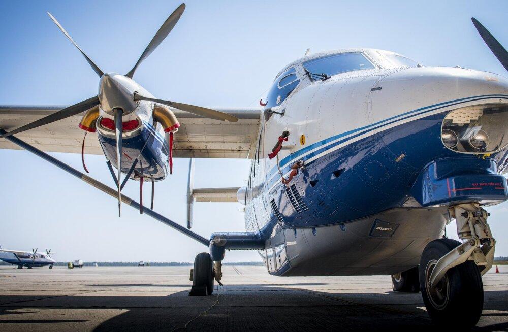 Eesti õhuvägi saab täiendust: saage tuttavaks, M-28 Skytruck