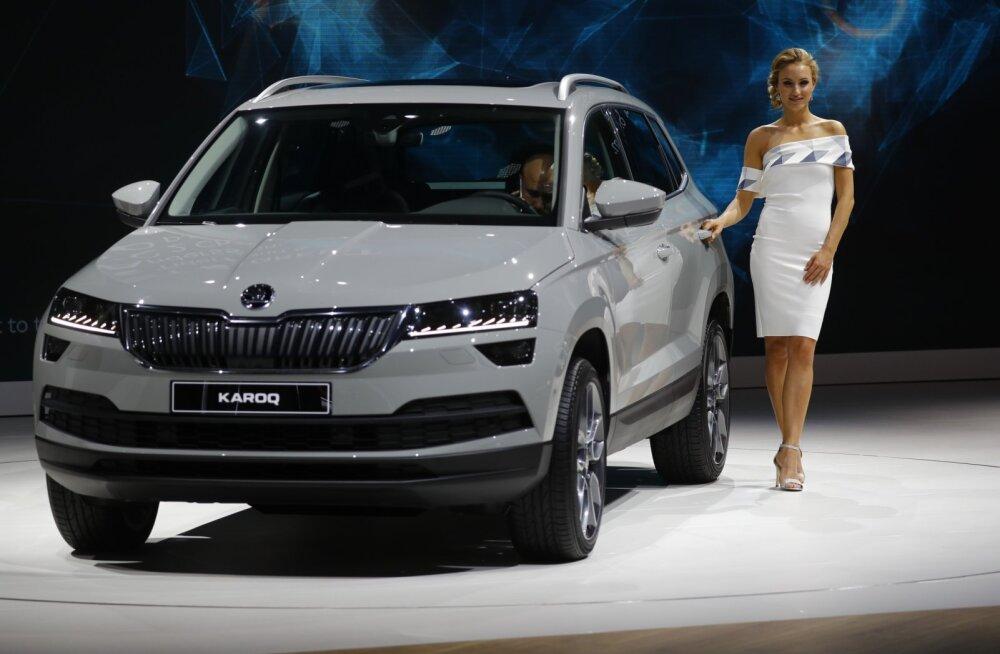 Whatcar.ee proovisõit: Škoda Karoq, ekstravagantse Yeti mantlipärija