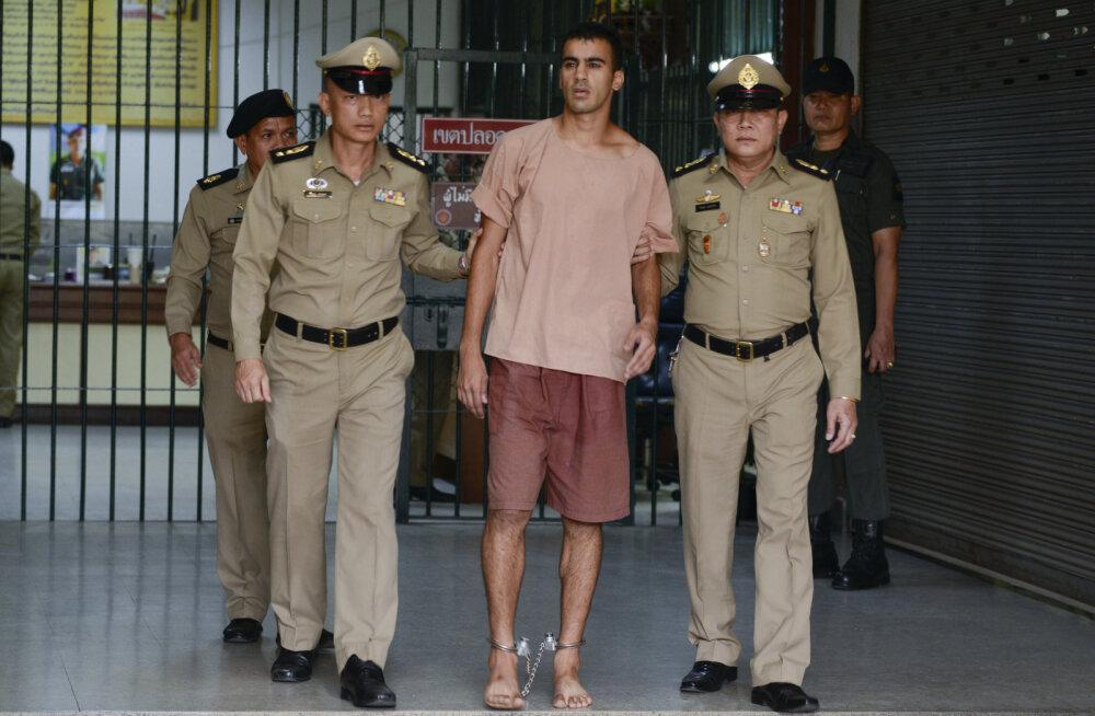 Suurepärane uudis: Bangkokis ebaõiglaselt vangistatud põgenikust jalgpallur lubatakse vabadusse