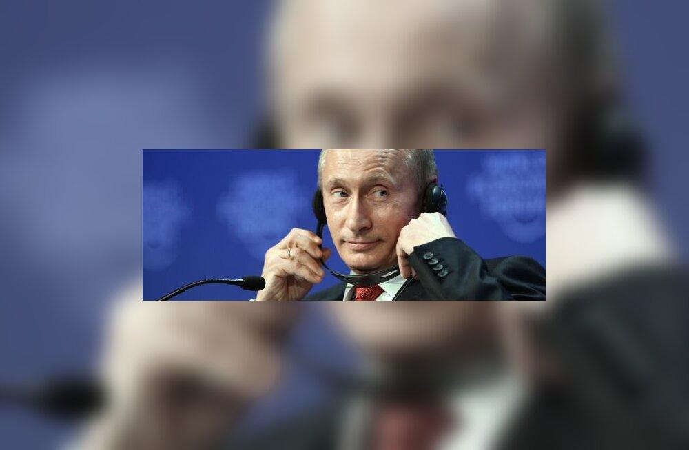 """VIDEO: """"Tsaar"""" Putini sünnipäev on mõrvapäeval"""