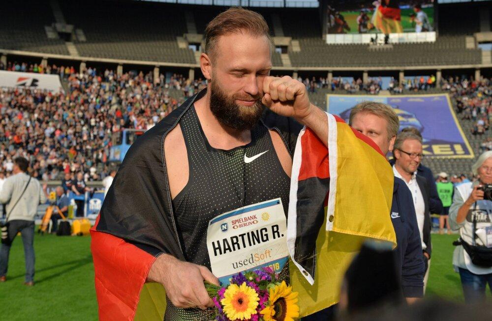 INTERVJUU | Robert Harting avaldas delikaatse detaili, mis ta suurepärasele karjäärile saatuslikuks sai