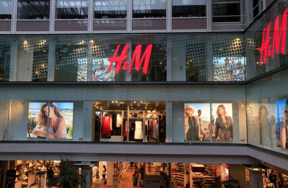 Как идут дела у H&M в Эстонии?