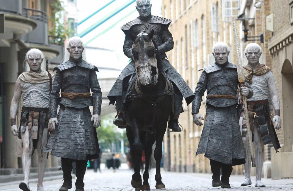 """В Ирландии откроют масштабный парк развлечений по мотивам """"Игры престолов"""""""