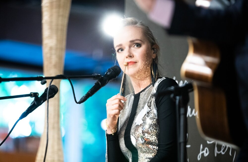 Kadri Voorand In Duo with Mihkel Mälgand plaadiesitlus