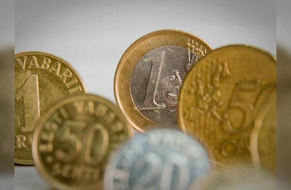 Eesti läks üle eurole