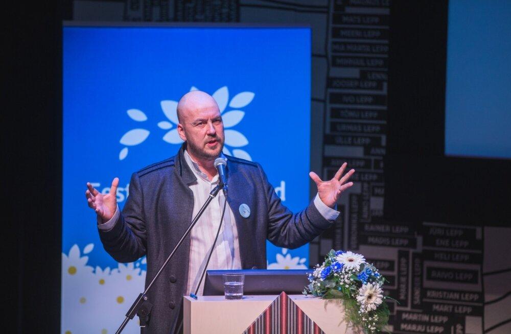 Eesti Vabaerakonna valimised