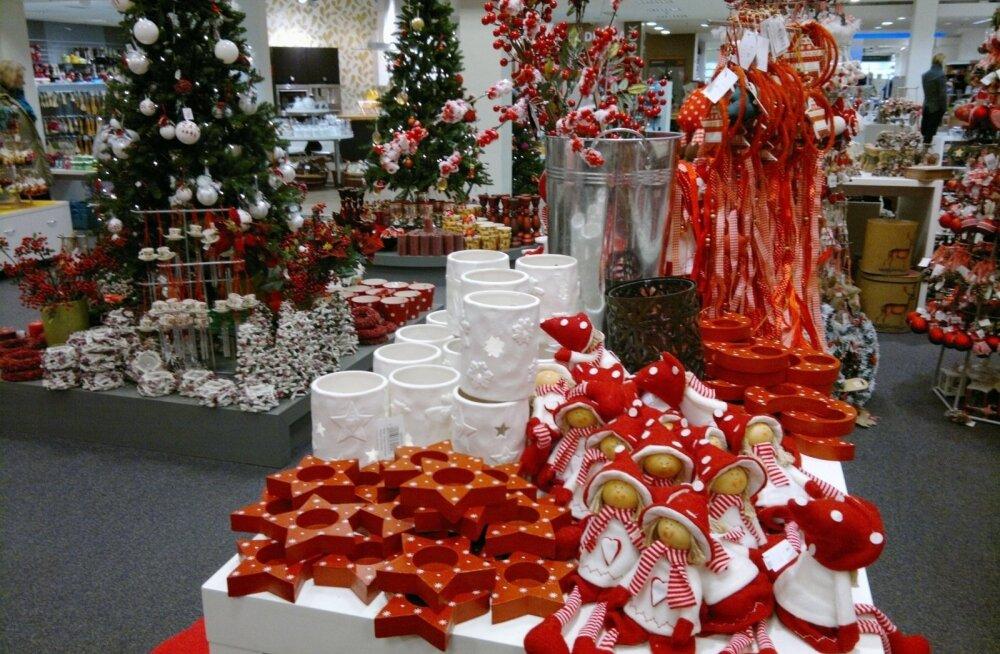 Скидки до 78%: рождественские предложения на мебель и товары для интерьера