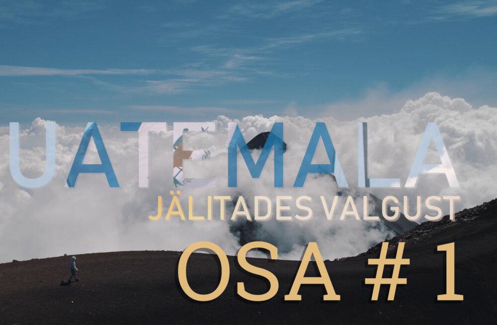MÜSTILINE GUATEMALA | Mis koht see Guatemala veel on??