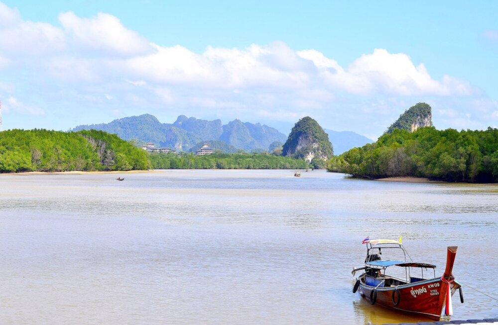 Puhka Tai päikese all: lennud Krabisse ja Phuketisse supersoodsa hinnaga — piletid saadaval nii homseks kui jõuludeks!