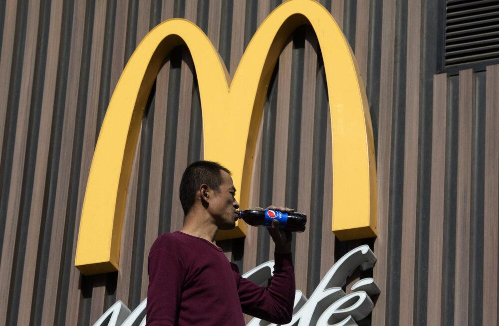 FOTO   Absurd? McDonald's teeb olümpiaks Pyeongchangi restorani, mis on einekujuline