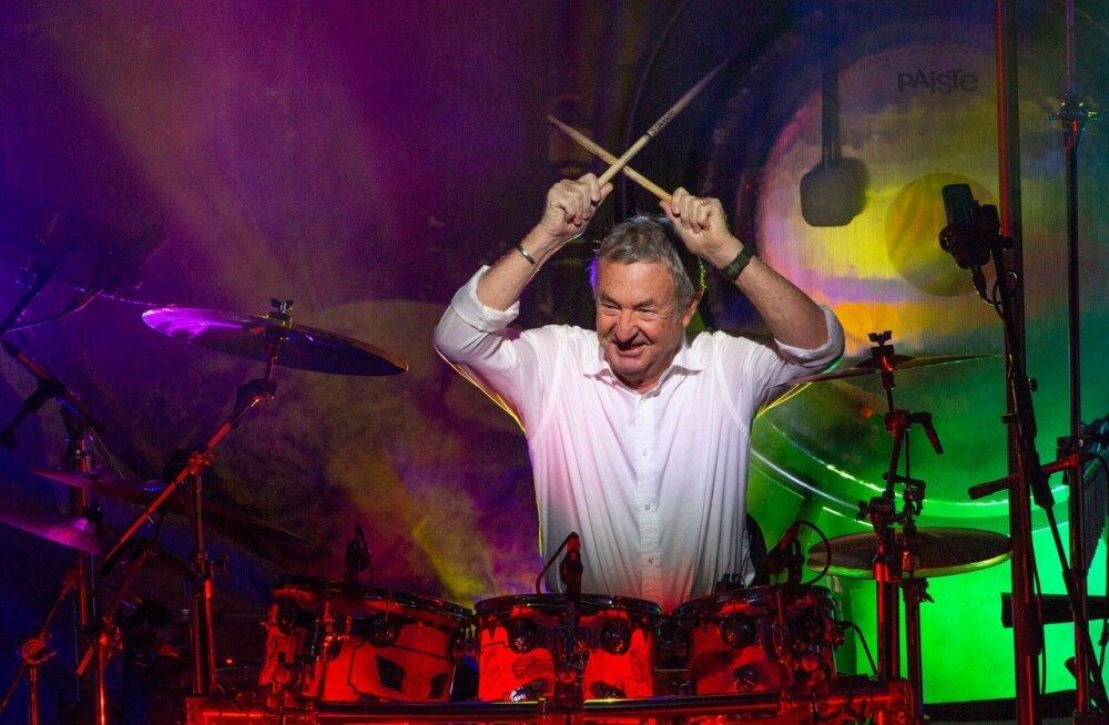 Pink Floydi üks asutajaliikmeid Nick Mason esineb esmakordselt Eestis