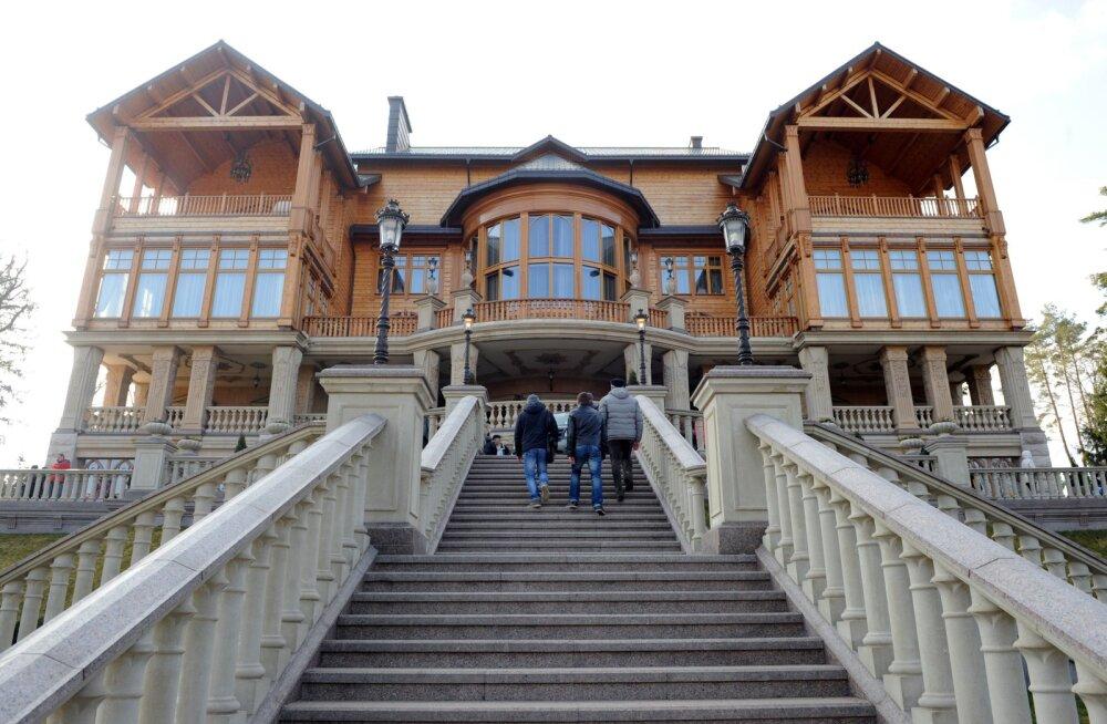 Vene oligarh tahab osta Putinile suvila ehitanud Soome firmat