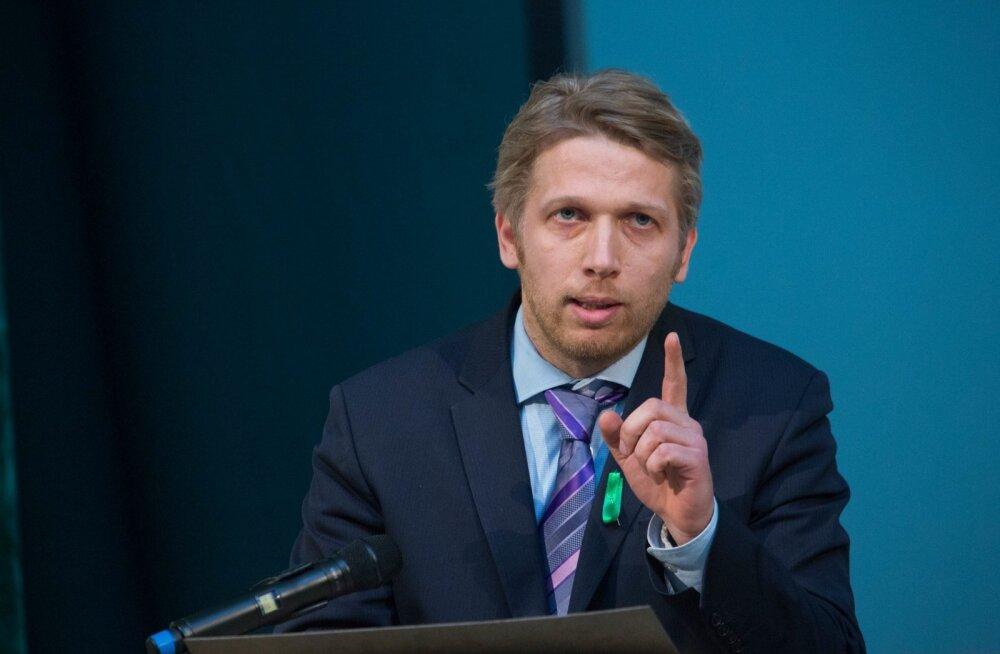 Keskerakonna volikogu istung Kohtla-Järvel