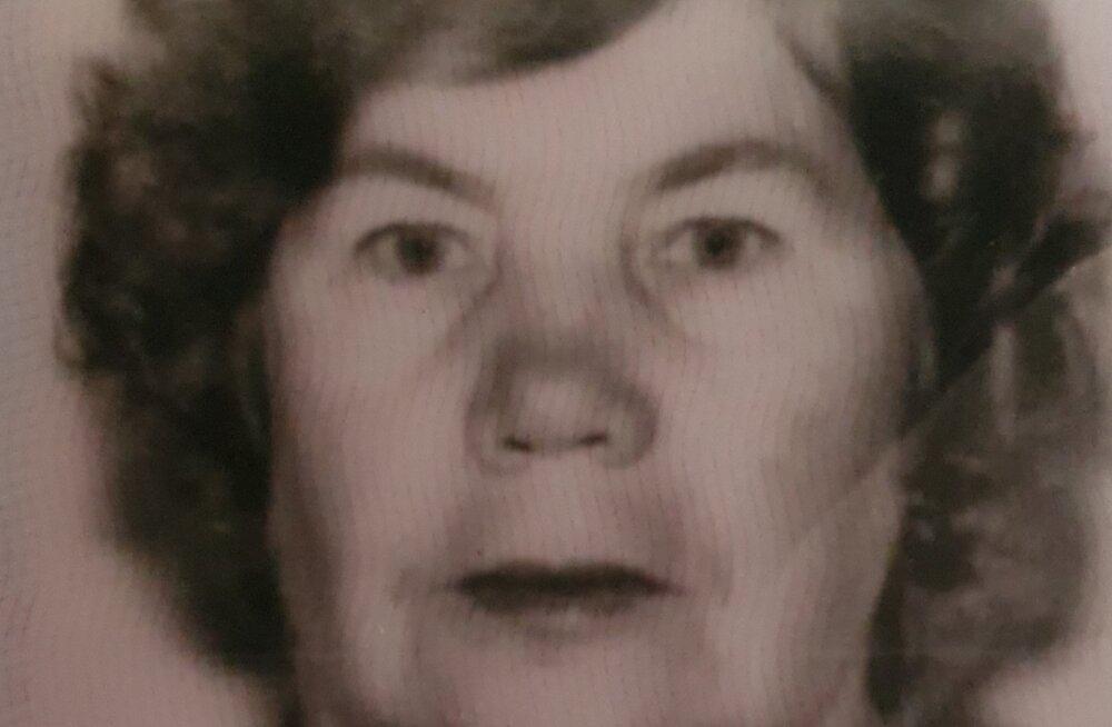 Полиция просит помощи: пожилая женщина ушла в лес и пропала