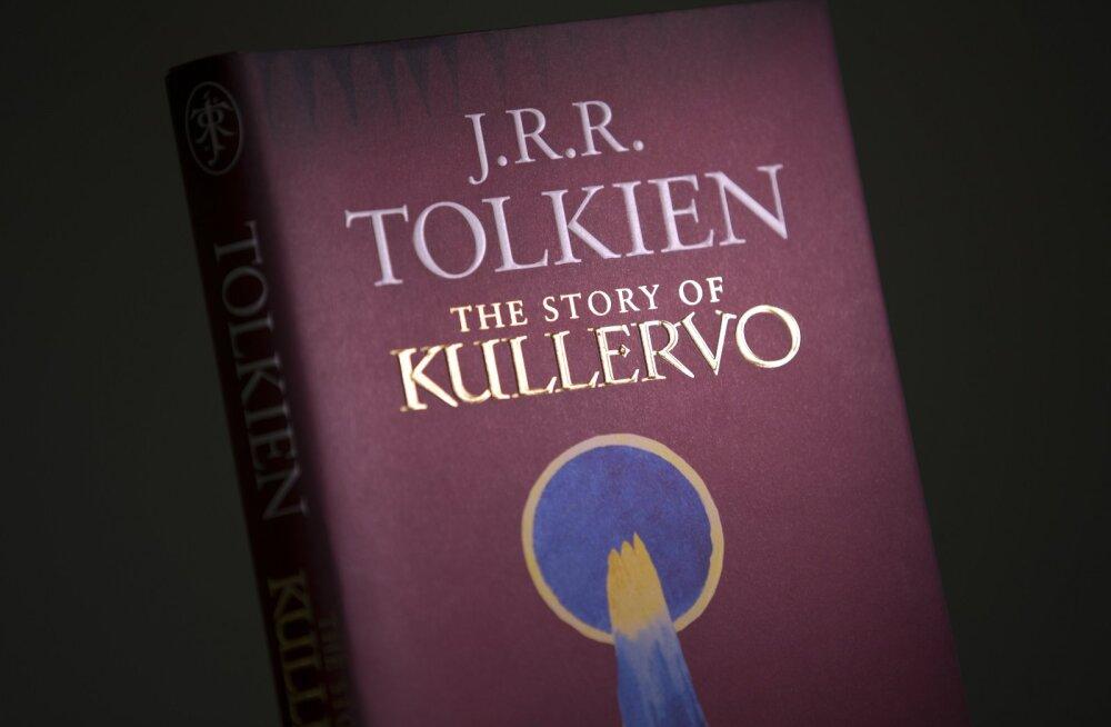 """Täna avaldati Tolkieni esimene ja süngeim jutustus """"Lugu Kullervost"""""""