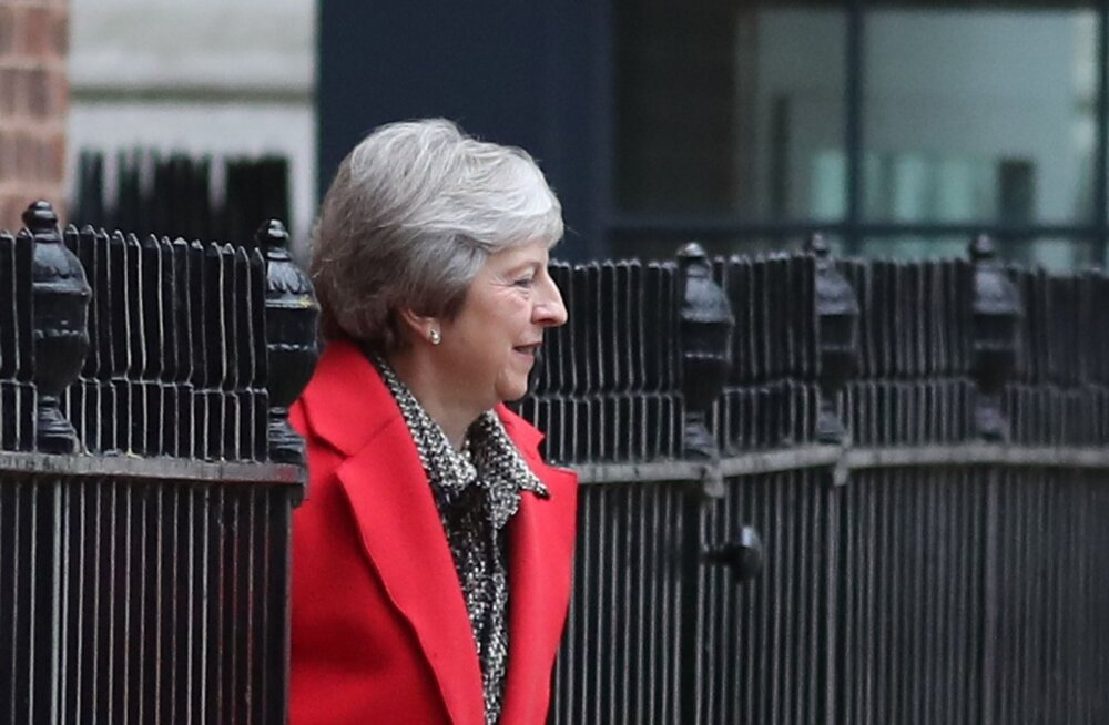 Theresa May: minu kukutamine tähendaks ohtu, et Brexit jääb ära või lükkub edasi