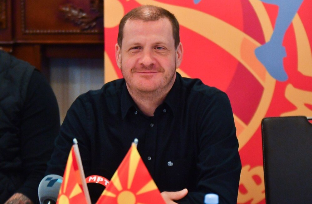 DELFI SKOPJES | Põhja-Makedoonia peatreener: ma ei tunne Eestit, aga Eesti ei tunne ka meid
