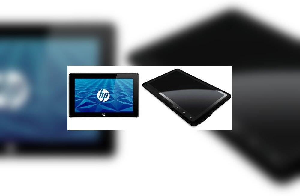 HP tahvelarvuti