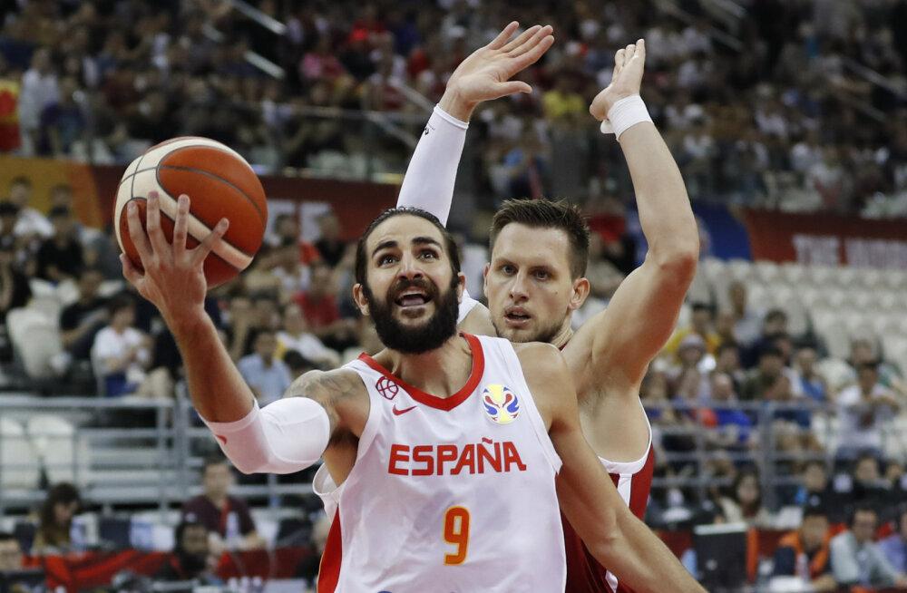 BLOGI | Hispaania pani MM-i veerandfinaalis hiilgava turniiri teinud Poola vastu oma paremuse maksma