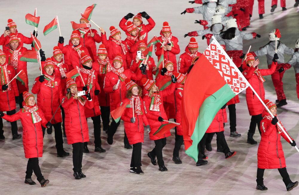 Lukašenka lubas rahvusvahelise olümpiakomitee kohtusse kaevata