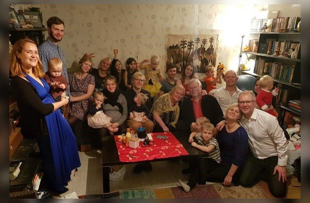 066e39c2a14 Heidi jõuluväljakutse | 30 inimest ja olematu kingieelarve - Pere ja ...