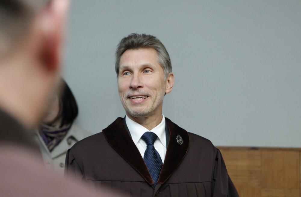 Advokaat Saulvedis Vārpiņš on Lätis hästi tuntud altkäemaksuvõtjate kaitsjana.