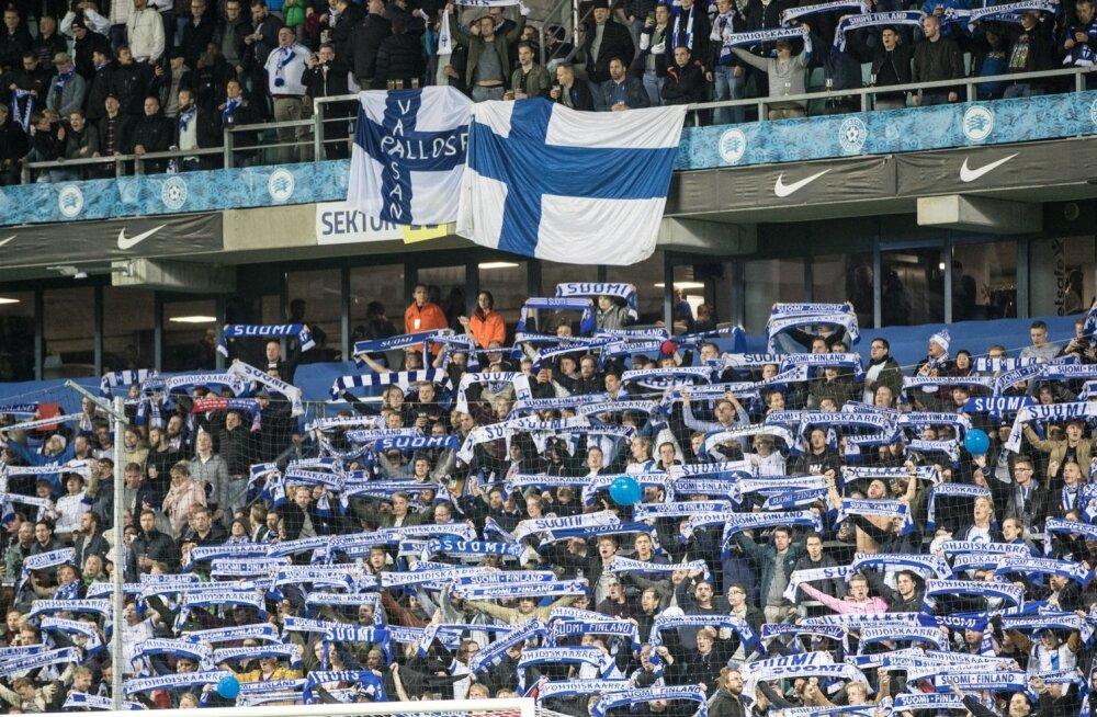 Rahvuste liiga Eesti-Soome jalgpallis