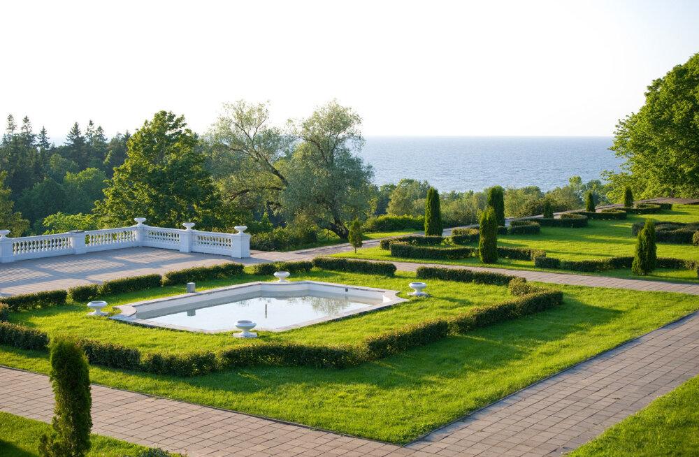 EESTI 100 AARET | Ligi 90 ha suurune eri stiilides lahendatud Oru park